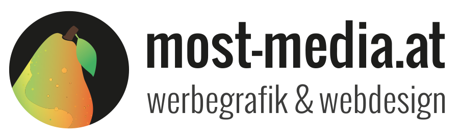 Werbegrafik & Webdesign von most-media.at