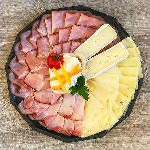 Wurst-Käseplatte vorbestellen